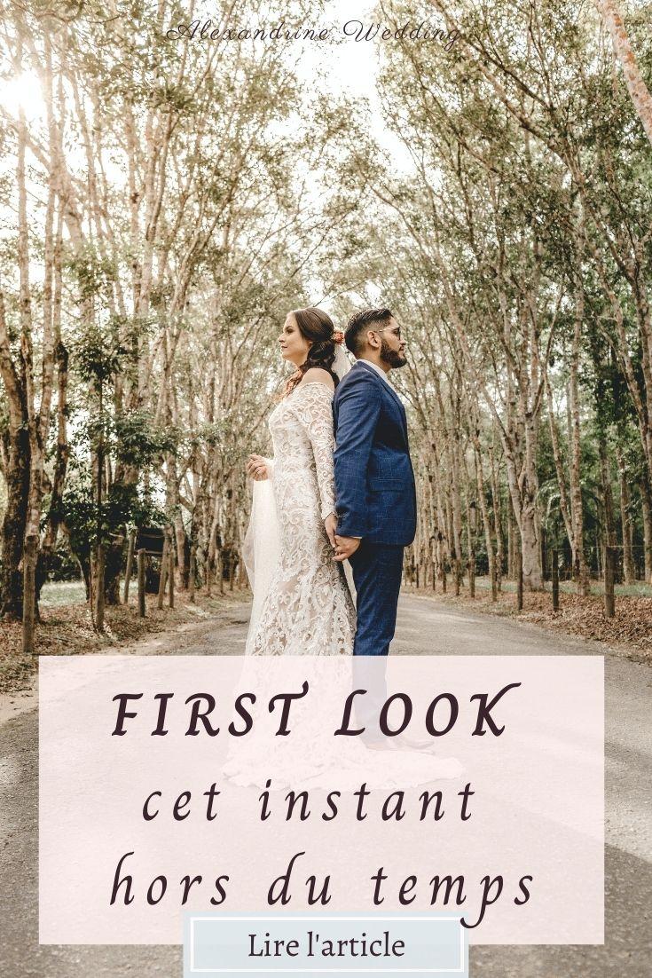 First look - Alexandrine Wedding Planner PARIS