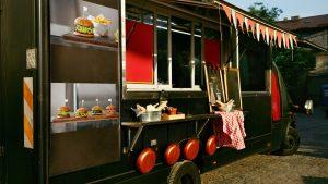Budget mariage réduit avec food truck