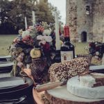 Table mariage avec fromage- Mariage Automne – Alexandrine Wedding Planner Yvelines