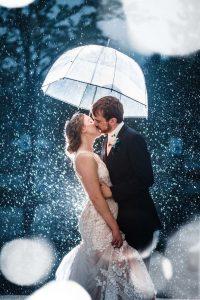 Mariage sous la pluie - Alexandrine Wedding Planner Paris