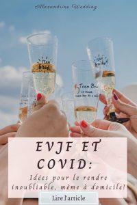 EVJF ET COVID - ALEXANDRINE WEDDING PLANNER ILE DE FRANCE